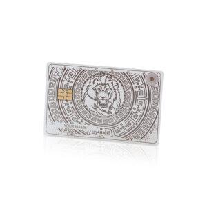 Lion Royal Card
