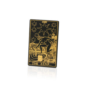 Tarot Card The Star Lion Card
